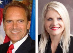 Former state Republican senators shot dead in Arkansas, Oklahoma