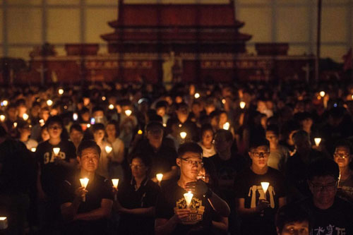 On 30th anniversary of Tiananmen massacre, social media joins CCP in suppressing protests
