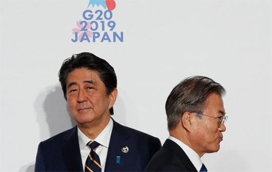 South Korea-Japan animosity risks strategic alliance