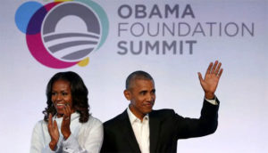 Meet the companies helping the Obama Foundation 'transform' America