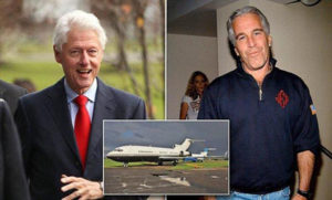 Wikipedia entry on Bill Clinton's ties to pedophile Epstein deleted day after arrest