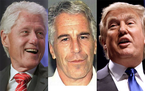 Weaponizing Epstein: Democrat media downplays Clinton, spotlights Trump ties