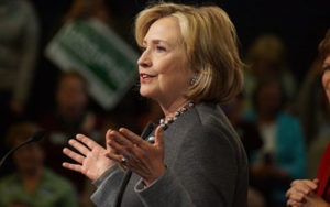Hillary Clinton cancels cybersecurity appearance for unspecified reasons