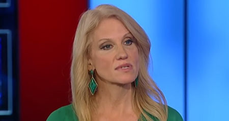 Kellyanne Conway vows to keep fact-checking 'squad' since the 'mainstream media' won't
