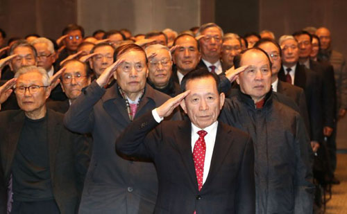 Korean War veterans broadcast international appeal: 'South Korea is in danger'