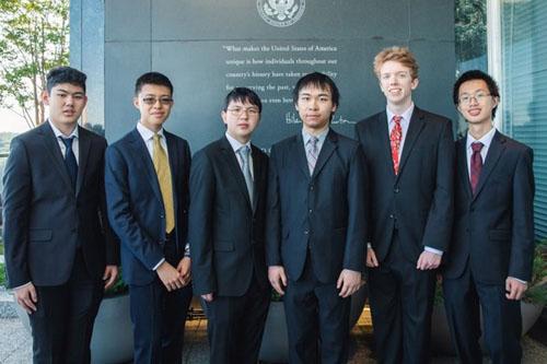 Diversity alert: Winning U.S. math team flunked PC tests