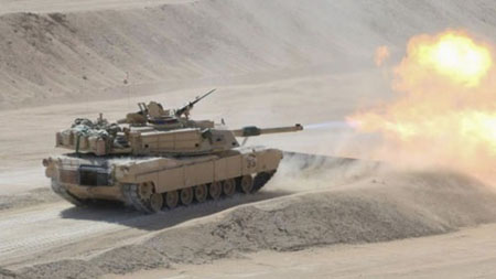 U.S. sale of M1A2 Abrams heavy tanks seen helping Taiwan repel PLA invasion