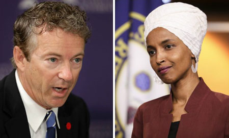 Rand Paul: Ilhan Omar 'about as ungrateful as you can get'
