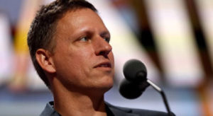 Security threat: Aggressively investigate Google for 'seemingly treasonous' acts, Thiel says