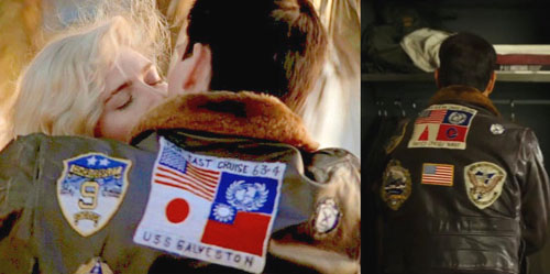 Top Gun sequel: Did Chinese producer censor flags on Tom Cruise's jacket?