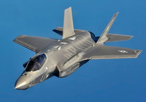 U.S. ousts Turkey from F-35 program