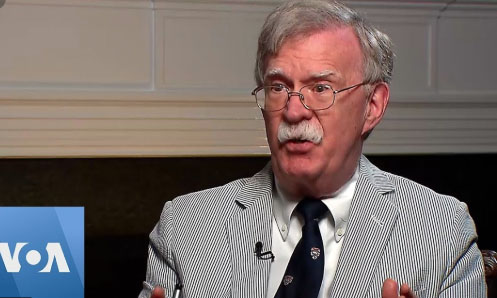 Bolton: Russian accident shows Kremlin's 'hypersonic' nuclear ambitions