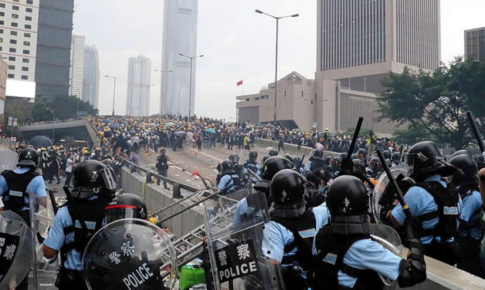 Hong Kong, democracy and the theory of cognitive dissonance