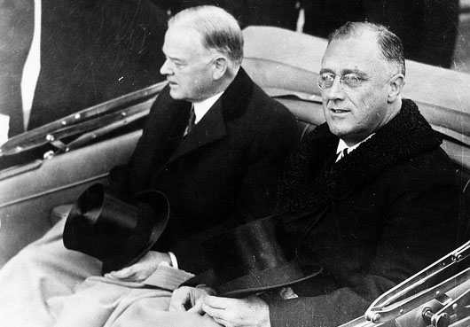 Question: Who was right, FDR or Herbert Hoover?