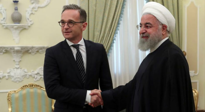 U.S. sanctions lead to severe drop in Iran-Germany trade