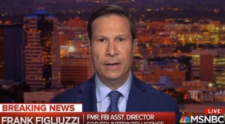 MSNBC contributors explain secret Nazi code in White House statement