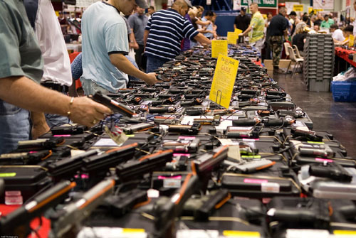 Armed and ready: Reports confirm major spikes in gun sales after mass shootings