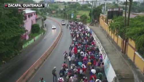 Guatemalan official: U.S. Democrats' socialist policies driving migrant crisis