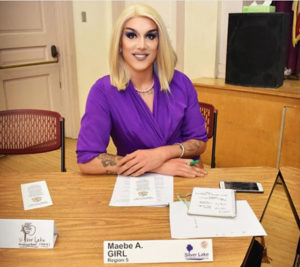 You go Girl: Drag queen seeks to unseat Rep. Adam Schiff