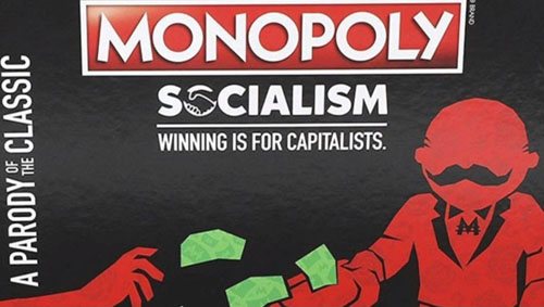 Not everyone is happy about 'Monopoly: Socialism' game