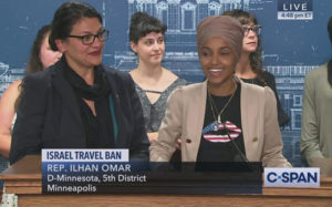 Tlaib, Omar tear up over a Palestine that just banned LGBTQ activism