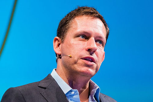 Peter Thiel: Investigate Google's 'unprecedented' cooperation with Chinese military