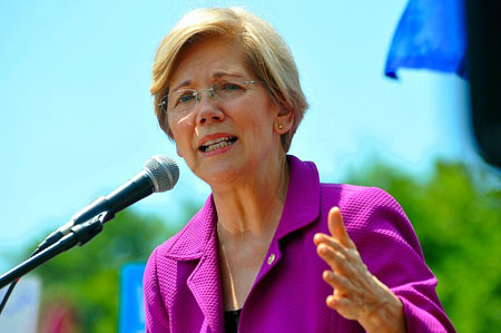 Let's make a deal: Warren tells Native Americans she's not one of them, but …