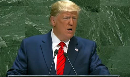 Strategic ambiguity: Decoding Trump's 30 words about North Korea at the UN