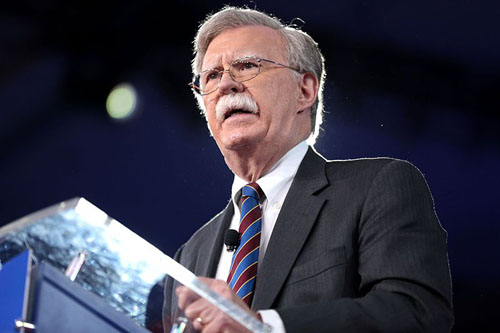 John Bolton's hard line served President Trump's strategy, until it didn't