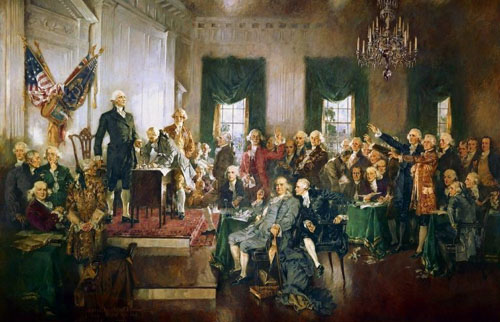Constitution Day: Remembering 39 men and a world-changing stand against tyranny