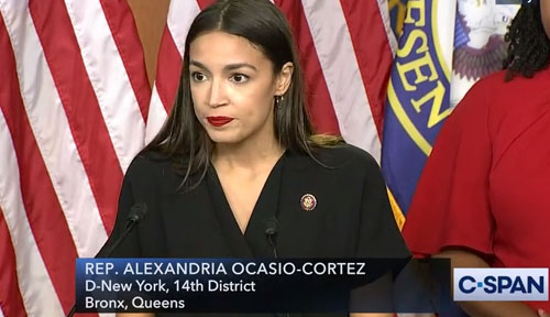 AOC: 'Scared' Republicans know more than 'our own party' how 'powerful' the squad is