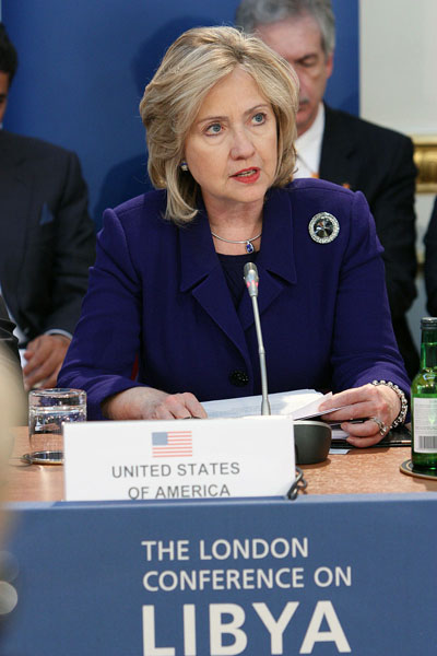 Hillary's 2011 deal and Islam's long war with Christianity