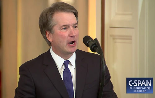 Dark money, pop-up groups and compliant media launch another Kavanaugh dud