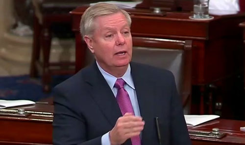 Lindsey Graham on impeachment: 'Salem witch trials have more due process than this'