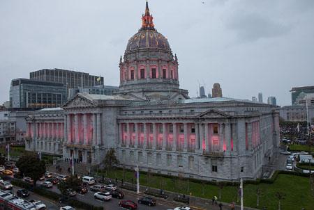San Francisco designates NRA a 'domestic terrorist organization'