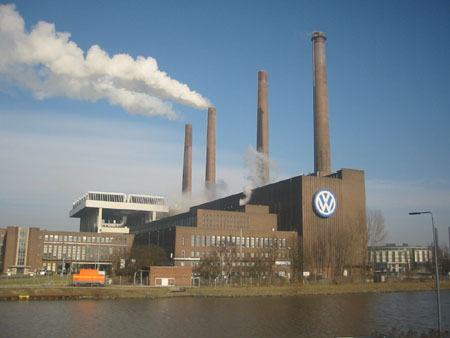Volkswagen CEO: Climate change hysteria killing Germany's auto industry