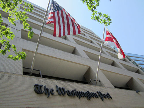 Summer of the media's discontent: White House takes close look at WaPo bias