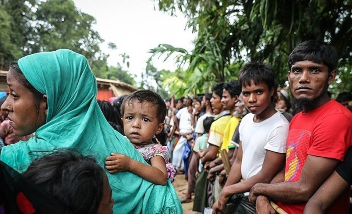'Risk of renewed genocide' for the 600,000 Rohingya remaining in Burma