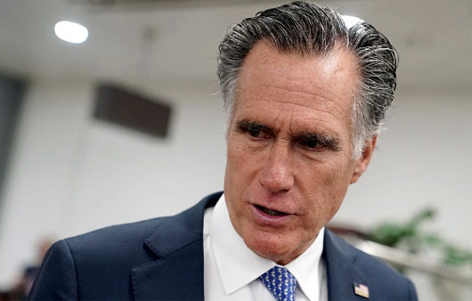 Here's my take on Romney's make-over as never-Trumper messiah