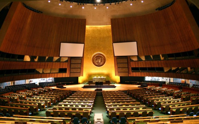 Cash flow problems at the UN: China now 2nd largest contributor