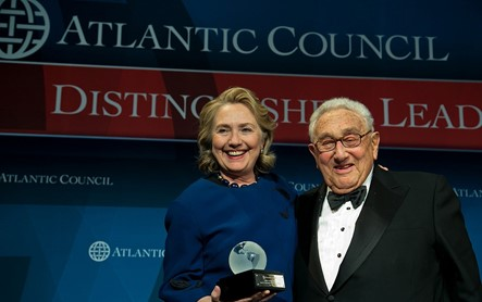 Atlantic Council has many links to latest anti-Trump coup