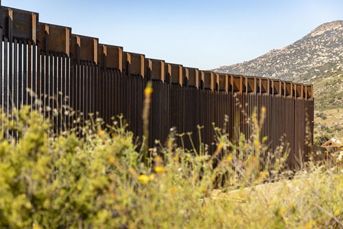 Contracts awarded for 65 miles of wall on 'busiest sector' of Texas border