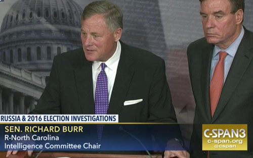 Senate Intelligence Committee echoes discredited Mueller report