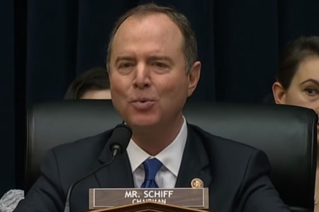 Trump concealed al-Baghdadi op from Schiff: 'Washington is a leaking machine'