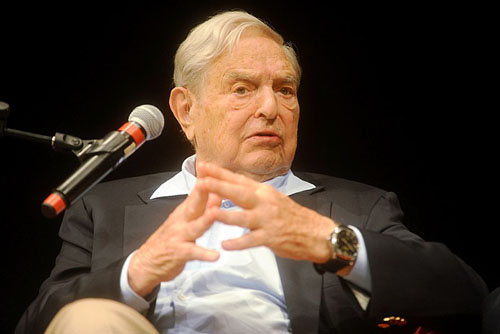 Soros-funded nonprofit indoctrinates CEOs on defending globalist policies