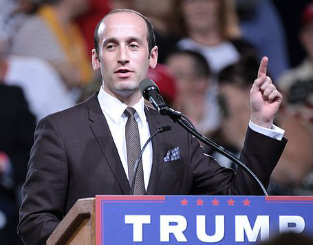 Stephen Miller rallies Americans to stand against swamp sabotage