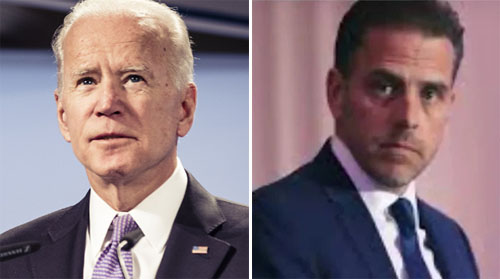 Hunter Biden resigns from China board; Size of his stake in dispute