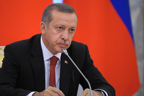 Erdogan unwavering on Syria operation; U.S., Europe weigh response
