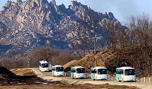North Korea dusts off its Mount Geumgang playbook