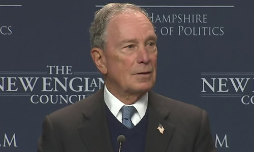 Bloomberg, employer of 2,700 journalists, tells them to investigate Trump, not Democrats